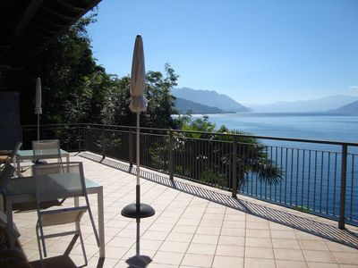 Photo for 1 bedroom apartment - Lake Maggiore