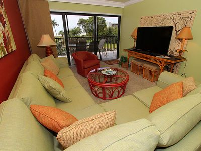 Photo for Attractive and Comfortable, Gulf View, Two Bedroom Condo - Sand Pointe 223