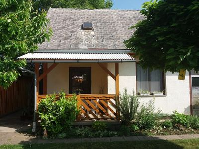 Photo for Holiday apartment Balatonboglár for 2 persons with 1 bedroom - Holiday apartment