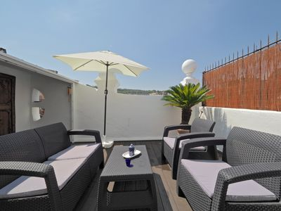 Photo for Apartment 394 m from the center of Barcelona with Internet, Air conditioning, Lift, Terrace (1013547)