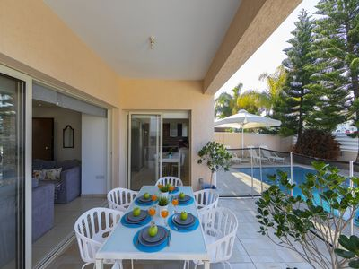 Photo for Protaras Villa Michelle 2 With a Pool Fence
