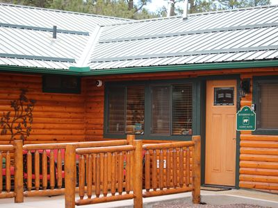 Photo for SUMMER IS COMING, MAKE YOUR RESERVATION NOW, RIVERBEND CABIN #110 GUEST SUITE