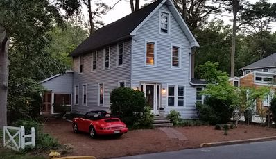 Photo for Quintessential Rehoboth Beach Cottage In The Pines