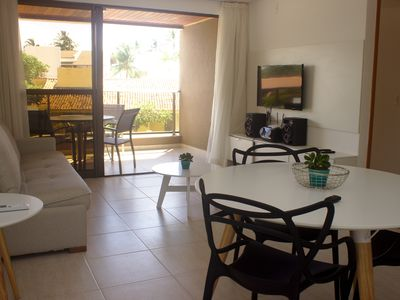 Photo for CPG101 Flat 2 rooms best location Porto Galinhas