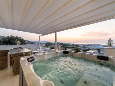 Photo for Luxury Villa Sunset View