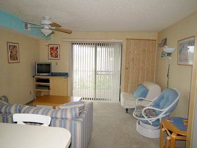 Photo for 33rd St. Condo w/ Pool ~ Walk to Beach and Jolly Rogers