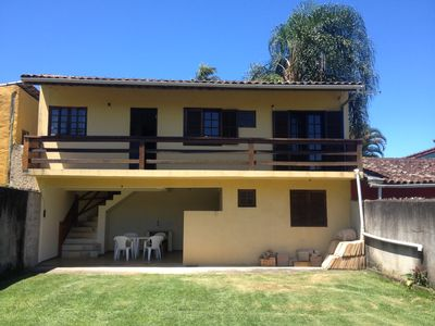 Photo for Sobrado á 10 Min From the Ferry - 3 bedrooms and 2 bathrooms - up to 8 - Homestay -