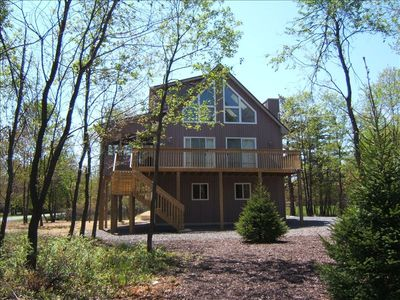 Photo for Chalet, Towamensing Trails, book your SUMMER vacation now!!