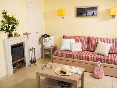 Photo for Residence Pierre & Vacances Le Green Beach **** - Two-Room House 4/5 People Superior
