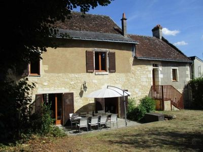 Photo for Gite Chinon, 4 bedrooms, 8 persons