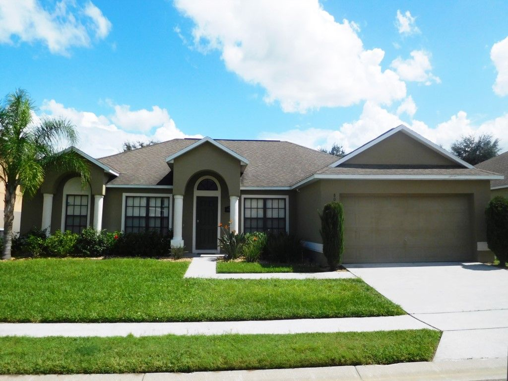 A great detached 4 bedroom pool home with homeaway legacy park - Four bedroom houses great choice big families ...