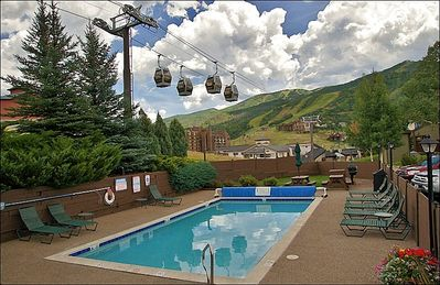 Photo for VERY Close to the Gondola,Heated Pool & Hot Tubs(202809-6366)