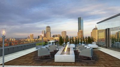 Photo for The Ultimate in Luxury Living, South End Studio Apartment