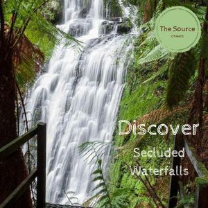 Discover 3 secluded waterfalls at The Source, Otways