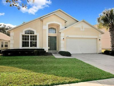 Photo for Exclusive 4 BR Villa With Private South facing pool close to Disney
