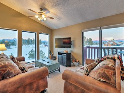 Photo for NEW! Pagosa Springs Condo w/Mtn Views-Walk to Lake