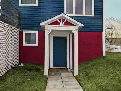 Photo for Jacques Cartier - Lower level of a split level house - Twillingate