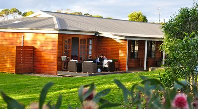 Photo for Tombolo Lodge is just 5 minutes drive from Wilsons Promontory National Park.