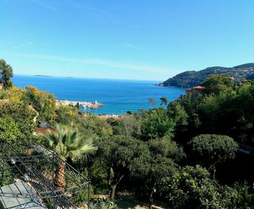 Photo for [44lm] VILLA VUE MER PANORAMIQUE - WIFI - PARKING - Villa for 8 people in Théoule-sur-Mer
