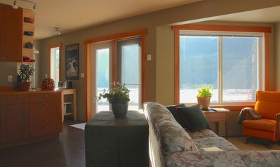 Photo for Spectacular mountain beauty at Hawkes Hill Vacation Home in Golden BC