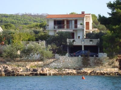 Photo for Apartments Jagoda, (13347), Nečujam, island of Solta, Croatia