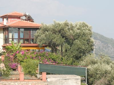 Photo for Beautiful villa in top hillside location with beautiful sea views