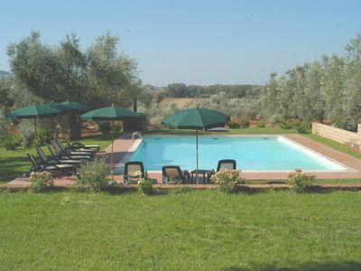 Photo for 1 bedroom accommodation in Istia d'Ombrone