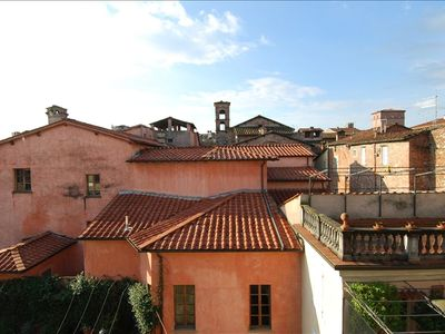 Photo for Sunny, Luxurious Penthouse Inside the Historic Walls of Lucca