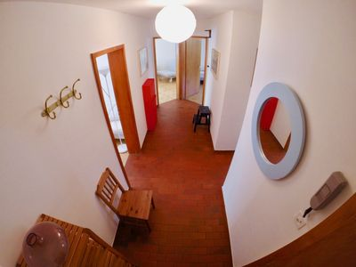 Photo for Central 3. 5 room apartment - 2 balconies - WIFI