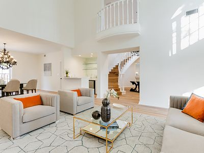 Photo for Gorgeous Mediterranean Mansion at the top of Beverly Hills