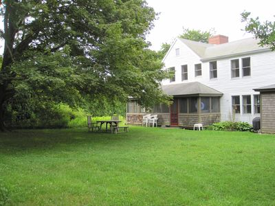 Photo for Spacious, Comfortable 1700s Home - Close to Cape Cod Bay Beaches
