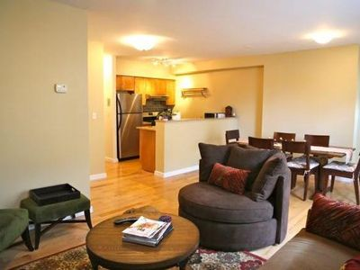 Photo for Modern, Convenient, Comfy & Large 2BRs + private space in Brownstone Brooklyn h