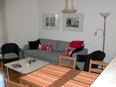 Photo for Quiet apartment for 2 people 5 min Krongut / Sansoucci