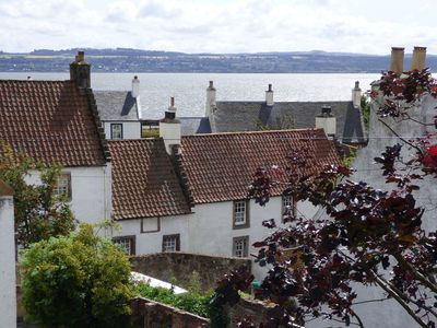 Photo for Located in the 'oldy worldy' historic village of Culross, film set of Outlander