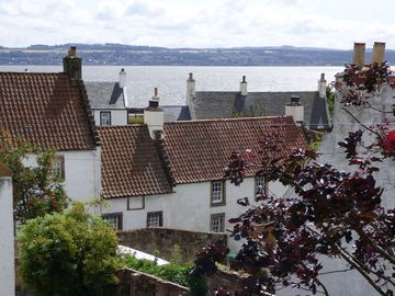 Located In The Oldy Worldy Historic Village Of Culross Film Set Outlander