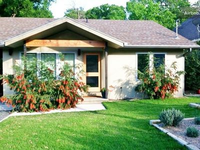 Photo for Great home in Zilker '04 neighborhood-walk to ACL-5 minutes to downtown Austin!
