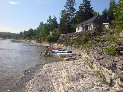 Photo for 2BR Cottage Vacation Rental in Lions Head, ON
