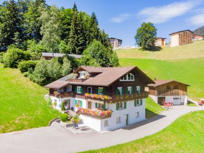 Photo for Apartment Mangeng in Schruns - 4 persons, 2 bedrooms