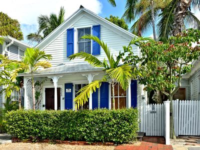 Coconut Cabana! Located just 1/2 block off of world famous Duval Street.