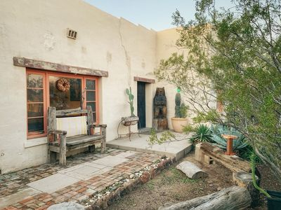 "Photo for The ""Mud House"" - A Beautiful Southwest Adobe Home"
