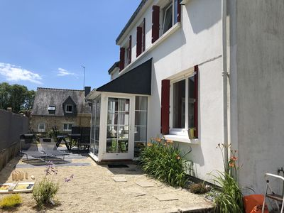 Photo for Cottage 5 people - MOELAN SUR MER - 2 km from the sea