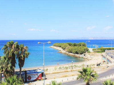 Photo for Marina Alimos Sea View Apartment