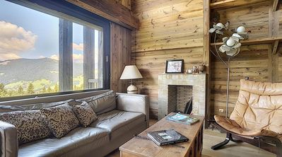 Photo for Completely renovated apartment in Mont d'Arbois, close to the ski lifts