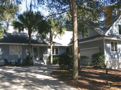 Photo for Beautiful, Open Floor Plan! Sleeps 10! Lagoon Views! Sun Room! Amenity Cards!
