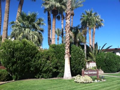 Photo for SPRING TRAINING-BEAUTIFUL 2 BDRM CONDO-STEPS FROM OLD TOWN SCOTTSDALE AZ