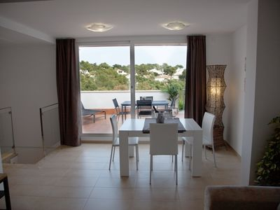 Photo for New apartment by the sea, 2 bedrooms., 2 terraces. Saltwater pool.