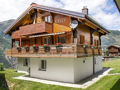 Photo for Apartment Kelly in Grächen - 5 persons, 3 bedrooms