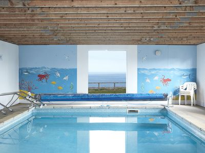 Photo for Luxury sea-cliff family holiday home suitable for up to 14 people