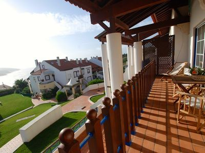 Photo for Ship - Sea and Pool View apartment with 4 bedrooms over 2 floors