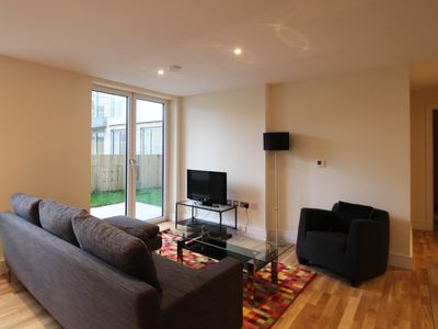 Photo for Canary Gateway 2B apartment in Lambeth with WiFi & lift.